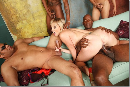 Mika tan gang bang black
